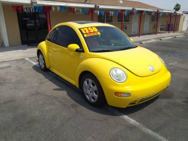 2002 Volkswagen New Beetle for sale at Car Spot in Las Vegas NV