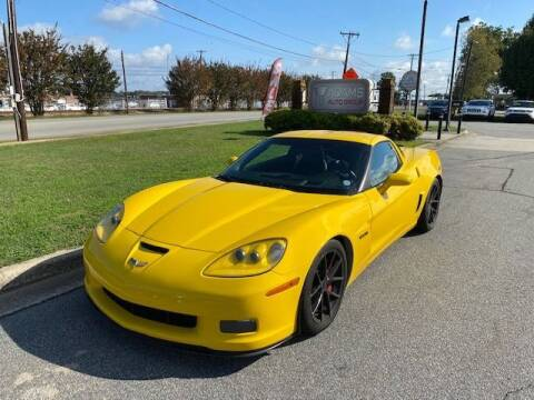 2008 Chevrolet Corvette for sale at Adams Auto Group Inc. in Charlotte NC