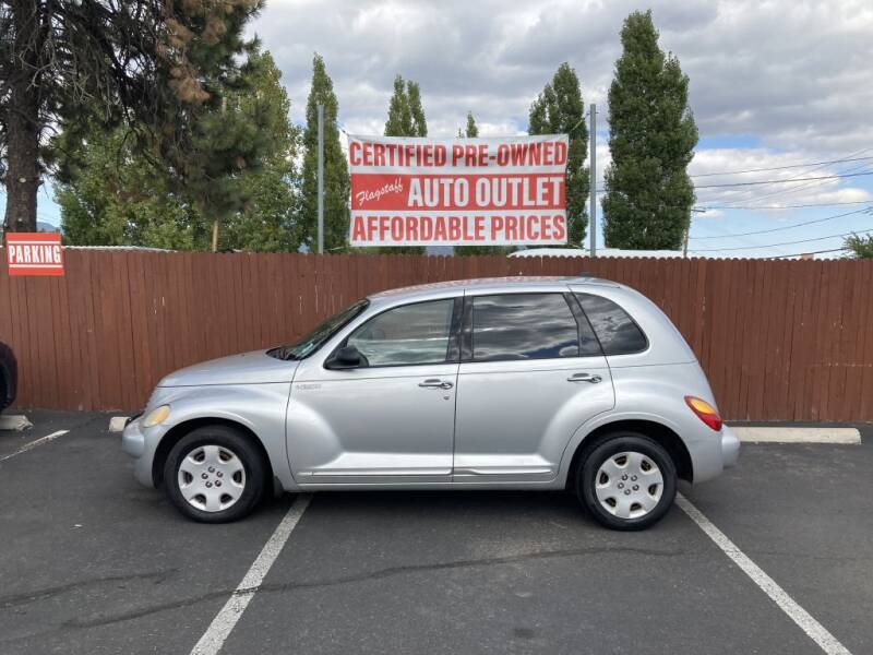 2005 Chrysler PT Cruiser for sale at Flagstaff Auto Outlet in Flagstaff AZ
