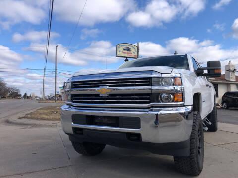 2015 Chevrolet Silverado 2500HD for sale at All Starz Auto Center Inc in Redford MI