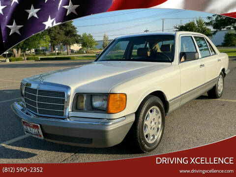 1985 Mercedes-Benz 500-Class for sale at Driving Xcellence in Jeffersonville IN