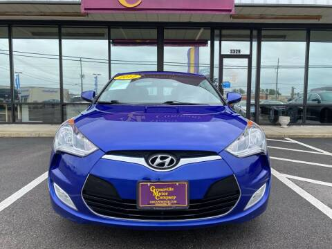 2012 Hyundai Veloster for sale at Washington Motor Company in Washington NC