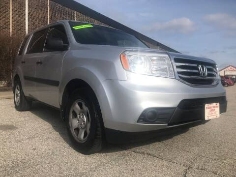 2012 Honda Pilot for sale at Classic Motor Group in Cleveland OH