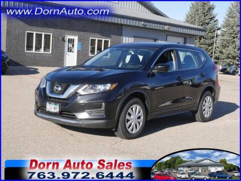 2017 Nissan Rogue for sale at Jim Dorn Auto Sales in Delano MN