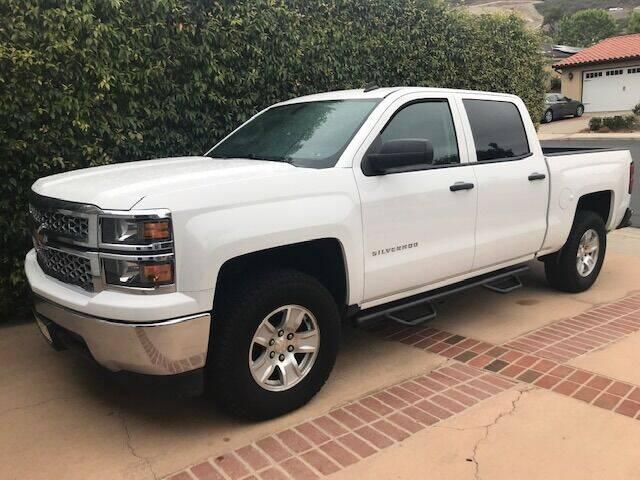 2014 Chevrolet Silverado 1500 for sale at PRIUS PLANET in Laguna Hills CA