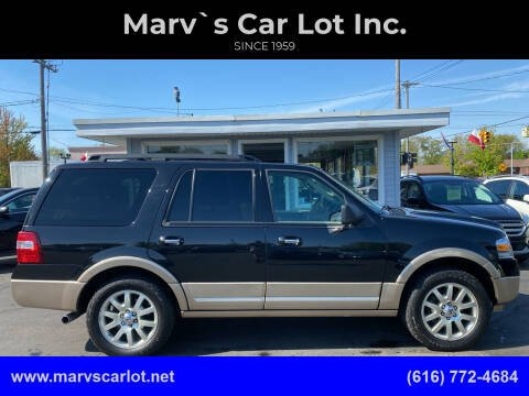 2011 Ford Expedition for sale at Marv`s Car Lot Inc. in Zeeland MI