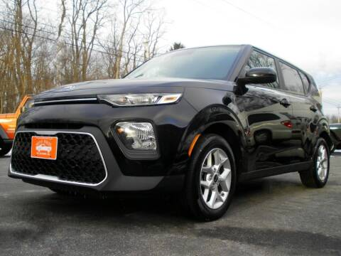 2020 Kia Soul for sale at Auto Brite Auto Sales in Perry OH