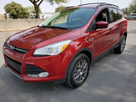 2013 Ford Escape for sale at Matador Motors in Sacramento CA