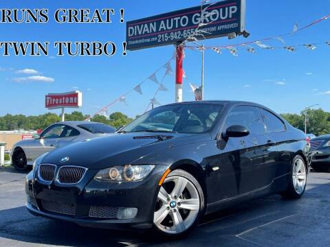 2009 BMW 3 Series for sale at Divan Auto Group in Feasterville Trevose PA