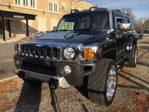 2008 HUMMER H3 for sale at Jeff Auto Sales INC in Chicago IL