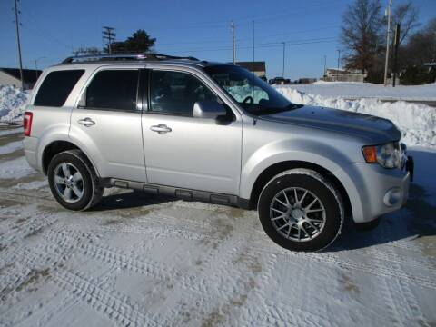 2012 Ford Escape for sale at Crossroads Used Cars Inc. in Tremont IL
