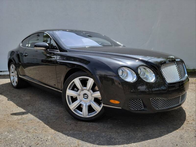 2004 Bentley Continental for sale at Planet Cars in Berkeley CA
