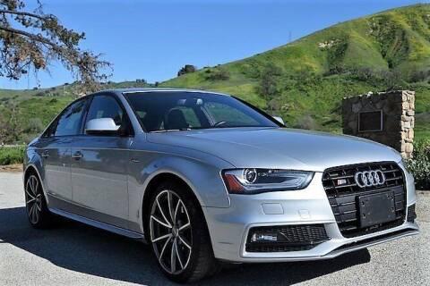 2015 Audi S4 for sale at Milpas Motors Auto Gallery in Ventura CA
