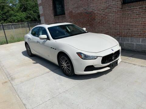 2014 Maserati Ghibli for sale at Long Island Exotics in Holbrook NY