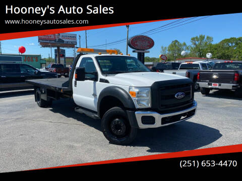 2011 Ford F-550 Super Duty for sale at Hooney's Auto Sales in Theodore AL