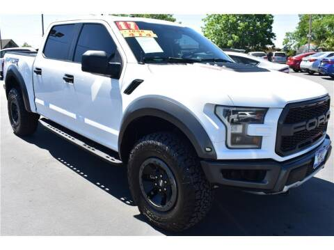 2017 Ford F-150 for sale at ATWATER AUTO WORLD in Atwater CA