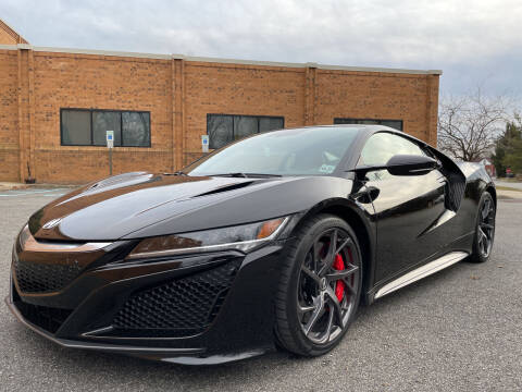 2017 Acura NSX for sale at Vantage Auto Wholesale in Lodi NJ