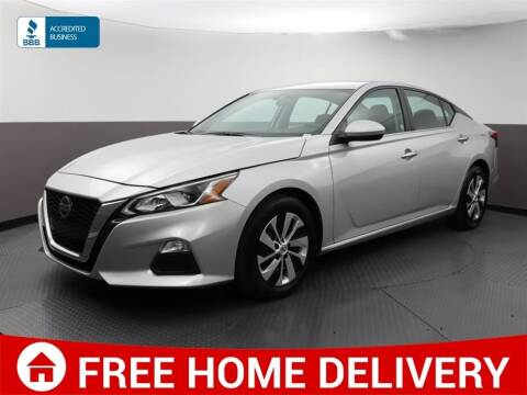 2019 Nissan Altima for sale at Florida Fine Cars - West Palm Beach in West Palm Beach FL