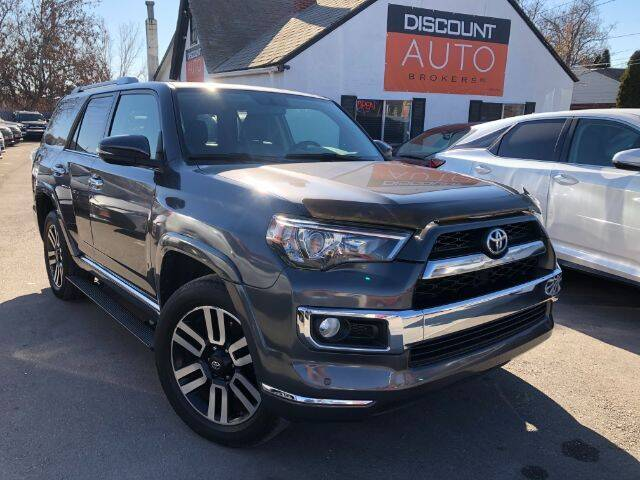 2014 Toyota 4Runner for sale at Discount Auto Brokers Inc. in Lehi UT