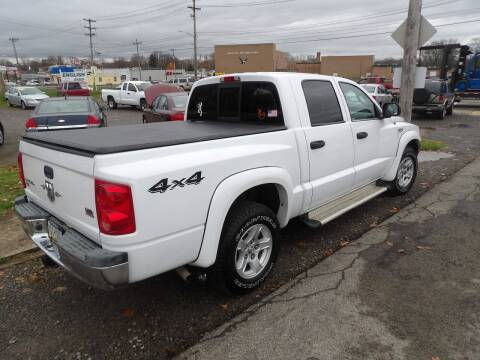 2005 Dodge Dakota for sale at English Autos in Grove City PA