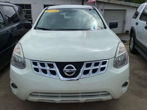 2008 Nissan Rogue for sale at Shoals Dealer LLC in Florence AL
