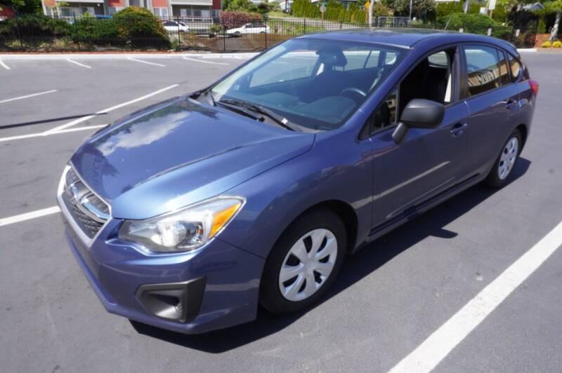 2012 Subaru Impreza for sale in Renton, WA