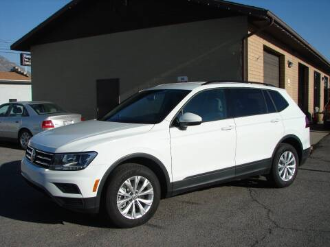 2020 Volkswagen Tiguan for sale at Jimmy's Love Bug in Provo UT