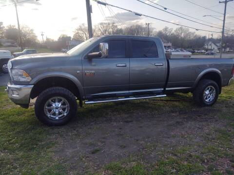 2012 RAM Ram Pickup 3500 for sale at Ray Moore Auto Sales in Graham NC
