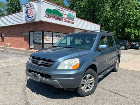 2005 Honda Pilot for sale at GMA Automotive Wholesale in Toledo OH