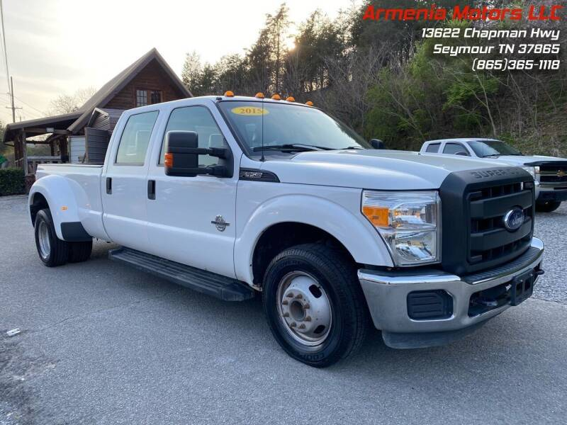 2015 Ford F-350 Super Duty for sale at Armenia Motors in Seymour TN