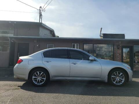 2007 Infiniti G35 for sale at Westside Motors in Mount Vernon WA
