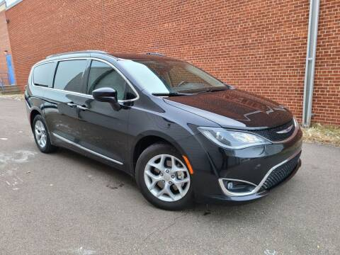 2017 Chrysler Pacifica for sale at Minnesota Auto Sales in Golden Valley MN