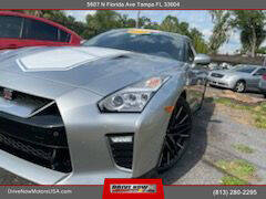 2020 Nissan GT-R for sale at Drive Now Motors USA in Tampa FL