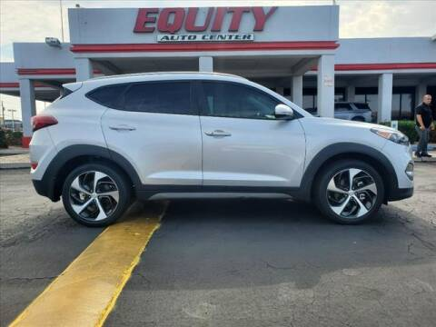 2016 Hyundai Tucson for sale at EQUITY AUTO CENTER in Phoenix AZ