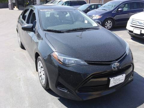 2017 Toyota Corolla for sale at Village Auto Outlet in Milan IL