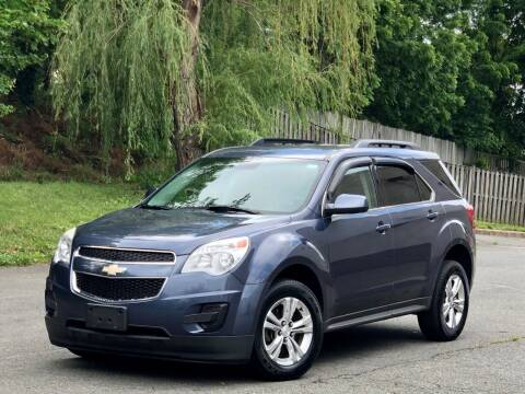 2014 Chevrolet Equinox for sale at Diamond Automobile Exchange in Woodbridge VA