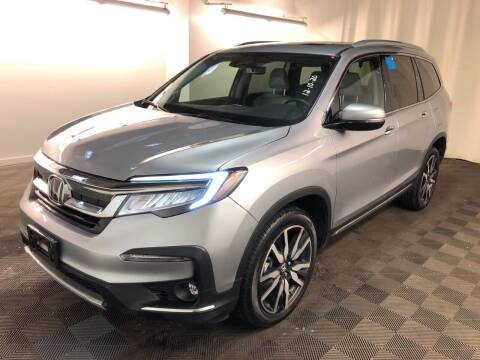 2019 Honda Pilot for sale at Worthington Air Automotive Inc in Williamsburg MA