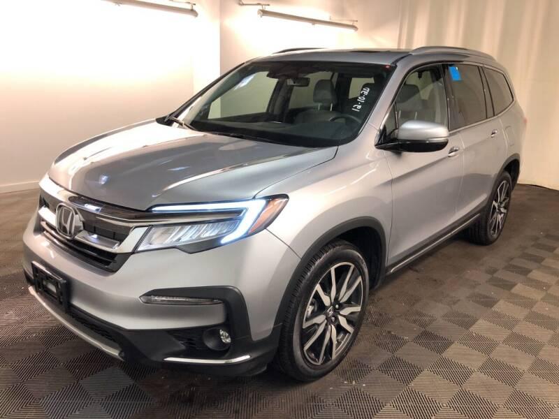 2019 Honda Pilot for sale at Worthington Air Automotive Inc in Williamsburg MA