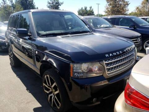 2010 Land Rover Range Rover for sale at SoCal Auto Auction in Ontario CA
