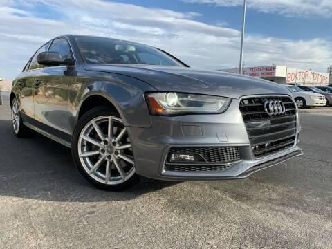 2014 Audi A4 for sale at Boktor Motors in Las Vegas NV