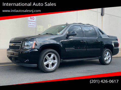 2011 Chevrolet Avalanche for sale at International Auto Sales in Hasbrouck Heights NJ