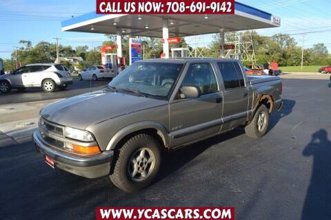 2002 Chevrolet S-10 for sale at Your Choice Autos - Crestwood in Crestwood IL