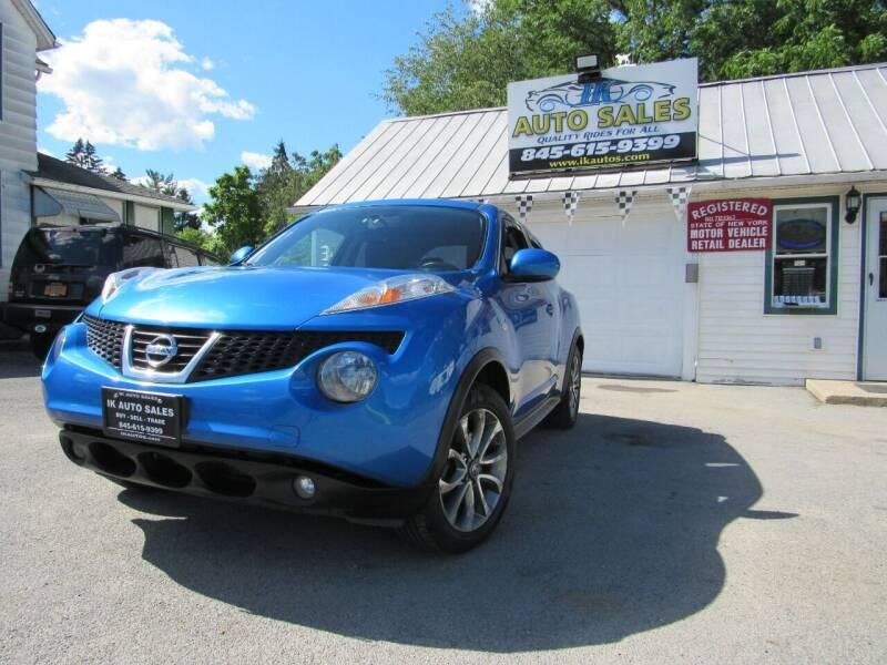 2012 Nissan JUKE for sale in Goshen, NY