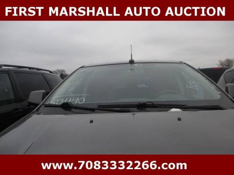 2010 Ford Edge for sale at First Marshall Auto Auction in Harvey IL