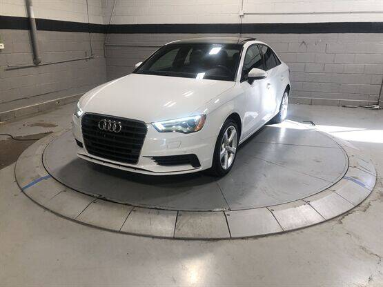 2015 Audi A3 for sale at Luxury Car Outlet in West Chicago IL