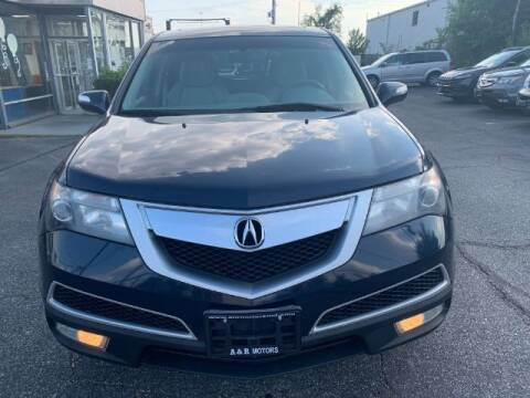 2012 Acura MDX for sale at A&R Motors in Baltimore MD