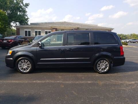 2013 Chrysler Town and Country for sale at Pierce Automotive, Inc. in Antwerp OH