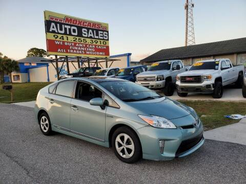 2014 Toyota Prius for sale at Mox Motors in Port Charlotte FL