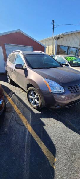 2007 Nissan Murano AWD SL 4dr SUV - South Chicago Heights IL