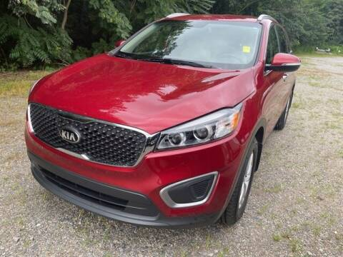 2016 Kia Sorento for sale at BILLY HOWELL FORD LINCOLN in Cumming GA